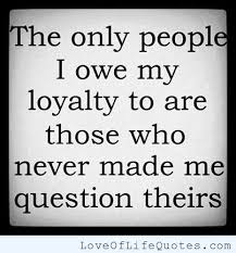 Quotes About Loyalty And Friendship Inspiration 48 Owe Quotes By QuoteSurf
