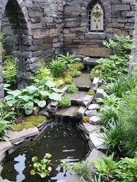 Small Picture 437 best Small Garden Ponds images on Pinterest Garden ideas