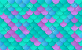 Mermaid Pattern Delectable Texture Of Mermaid Scales Holographic Mermaid Tail Pattern For