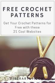 All Free Crochet Patterns Interesting Inspiration Ideas