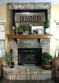 decorating ideas for fireplace mantel contemporary fireplace mantels fireplace facing ideas