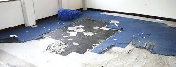 asbestos floor tiles blue sealing can you seal