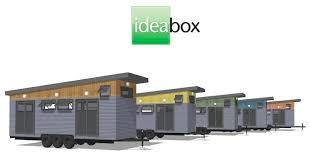 tiny houses prefab. Minibox Is A Prefab Tiny House By Ideabox Houses