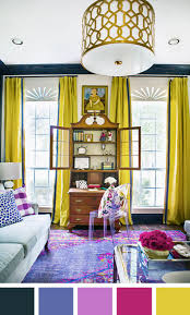 living room decorating ideas images. Small Living Room Decorating Ideas - Bold Colors From Art Images