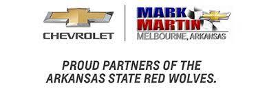 Mark Martin Chevrolet In Melbourne Batesville Salem Ar And Harrison Chevrolet Vehicle Source