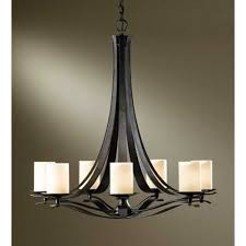 hubbardton forge berceau 7 light chandelier hf 101283