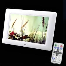 2019 7 inch tft screen led backlight high definition digital photo frame electronic al picture porta retrato digital from jessiety