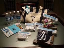 atlantis welcome bags wedding registry wedding gift bags and