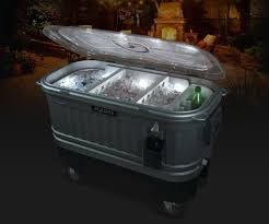 Igloo Ice Chest With Led Lights Igloo Party Bar Cooler With Liddup Lighting Coolers Ice