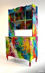 modern funky furniture. funky graffiti furniture by dudeman modern