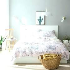 brief flowers light green bedding set queen king size cotton fabric crib g sets olive bedspread