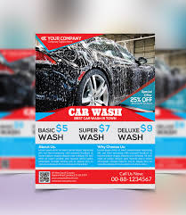 Car Wash Flyer Template Car Wash Flyer Car Wash Cars And Ad Layout 10