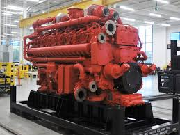 first diesel engine. Unique First Cummins Has Shipped The First Production QSK95 Diesel Engine Built To A  Rail Specification Inside First Diesel Engine