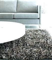 6x8 area rugs rug grey fuzzy blue circle