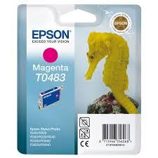 <b>Картридж Epson</b> T0483 (<b>C13T04834010</b>), пурпурный, для ...