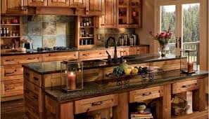rustic kitchen cabinets. Awesome Rustic Kitchen Cabinet Designs 74 For Your New Cabinets