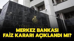 2021 Ağustos ayı PPK faiz kararı ne zaman açıklanacak? Merkez Bankası faiz  kararı açıklandı mı?