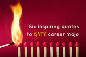 Six Inspiring Quotes To Ignite Career Mojo Giraffe Cvs
