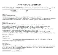 Partnership Agreement Between Companies Agreement Template Between Two Companies