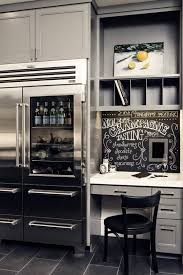 Smart Kitchen Cabinets Adorable Want To Keep Your Fridge Organized Buy One With A Glass Door