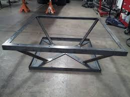 Modern Heavy Duty Iron Coffee Table Frame With Welded Joint As Well As Coffee  Tables With Storage Plus Iron Coffee Table Base Of Charming Iron Coffee  Table ... Nice Look