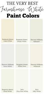farmhouse paint colorsThe Best Neutral Paint Colors for Your Home