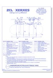 Cad Drawings Of Double Wall Steel Underground Fuel Oil