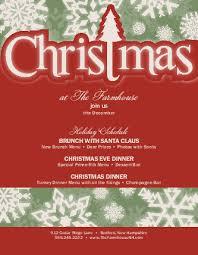 christmas event flyer template christmas event flyer 43 free christmas flyer templates for diy