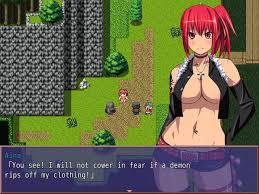 Japanese hentai pc game bondage