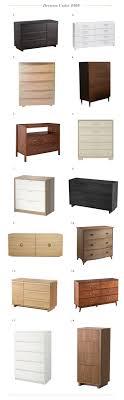 cheap wood dressers. Emily_Henderson_Dressers_Under_500 Cheap Wood Dressers A
