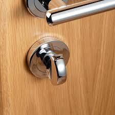 bathroom thumb turns