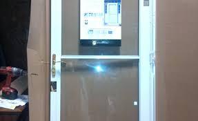 Screen Door Handle Repair Door Installing Screen Door Hinges ...