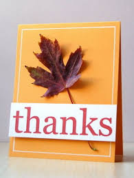 Different Ideas For Homemade Thanksgiving Cards Thanksgiving