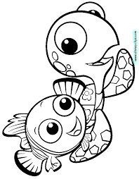 Bruce Nemo Coloring Pages 2019 Open Coloring Pages