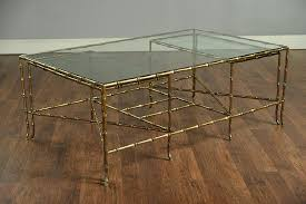 faux bamboo coffee table faux bamboo brass coffee table faux bamboo coffee table for