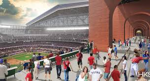Rangers New Ballpark Design 10 Things To Know About The New Rangers Ballpark Including