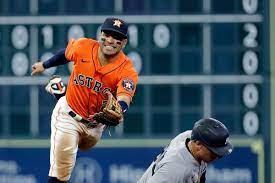 Astros shut out by Yankees, open series ...