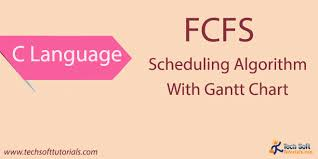 Gantt Chart Fcfs Scheduling Algorithm Fcfs Scheduling Algorithm In C Language With Gantt Chart
