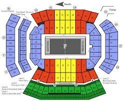 Ben Griffin Stadium Seating Chart Ben Hill Griffin Stadium
