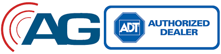 adt authorized dealer alarm guard logo adt authorized home security canada alarm system