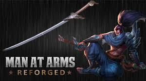 arm blade name. man at arms s3 \u2022 e34 arm blade name