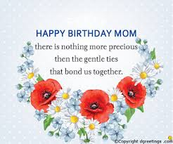 Birthday Quotes For Mom Gorgeous Birthday Quotes For Mom
