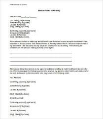 General Power Of Attorney Form - 9+ Free Word, Pdf Documents ...