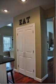 Another pantry door idea