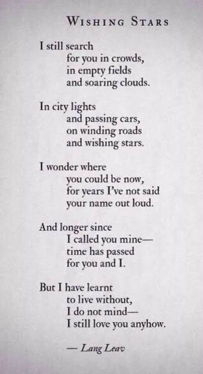 love poems for the one you love but cant have