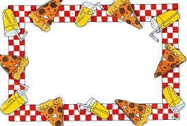 Party Borders For Invitations Pizza Clip Art Border Pizza Party Border Pizza Party