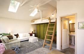 image of single car garage conversion plans ideas