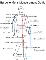 Waist To Knee Measurement Chart Mens Measurements Guide Sherwani Measurements Guide Shalwar