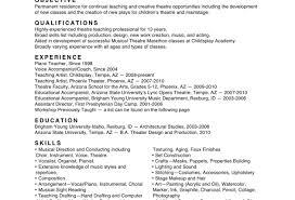 9 Model Resume Example Letter Setup Resume For Study