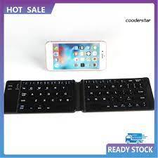 Bàn phím mini gấp gọn anext, bàn phím không dây di động gấp gọn cho điện  thoại, máy tính bảng android, ipad - Sắp xếp theo liên quan sản phẩm